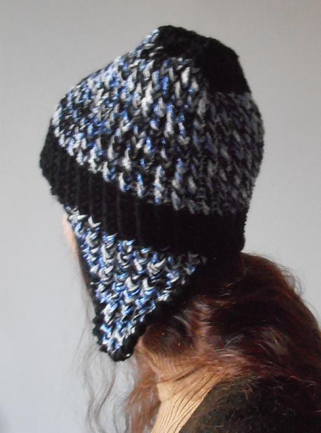 fb1197d7ae71 Tricotin bonnet - Idées de tricot gratuit
