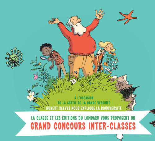 Concours Hubert Reeves