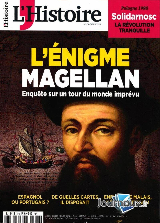 L'énigme Magellan