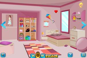 Jouer à Wow girls guest house escape