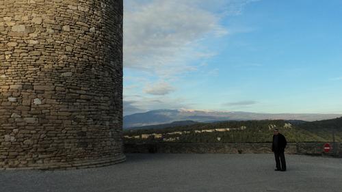 château de Vénasque