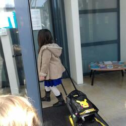 Ecole à la maison : notre premier contrôle