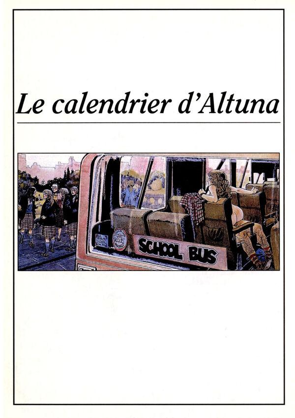 Calendrier d'Altuna