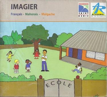 Imagier français-mahorais-malgache