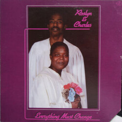Roslyn & Charles - Everything Must Change - Complete LP