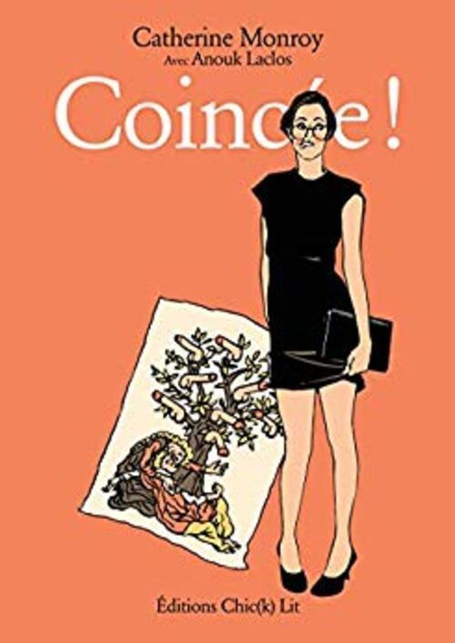 """""""Coincée !"""" : une comédie romantique loufoque et feel-good sur les déboires d'une femme de 45 ans, très sympa !"""