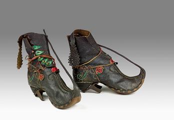 Chaussures anciennes du monde islamique ...