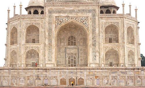 Patrimoine mondial de l'Unesco : Le Tadj Mahall - Inde - 2ème partie
