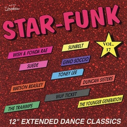 V.A. - Star Funk Vol.17 - Complete CD