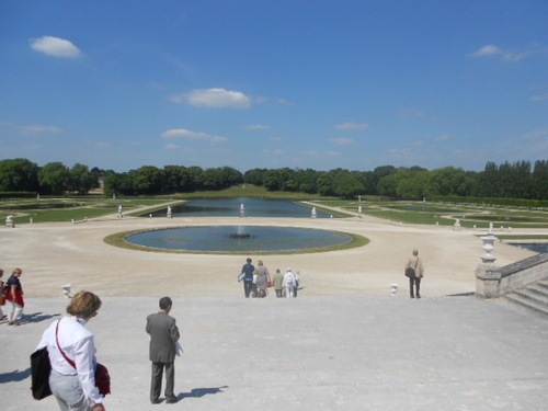 FLANERIES AU DOMAINE DE CHANTILLY.