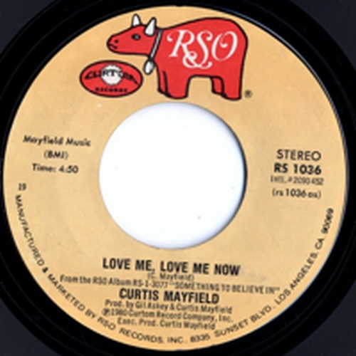 1980 :Single SP RSO Records RS 1036 [ US ]