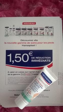 campagne Hansaplast avec les initiés (+concours)