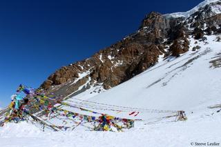 Passage du Col du Thorong (5416m)