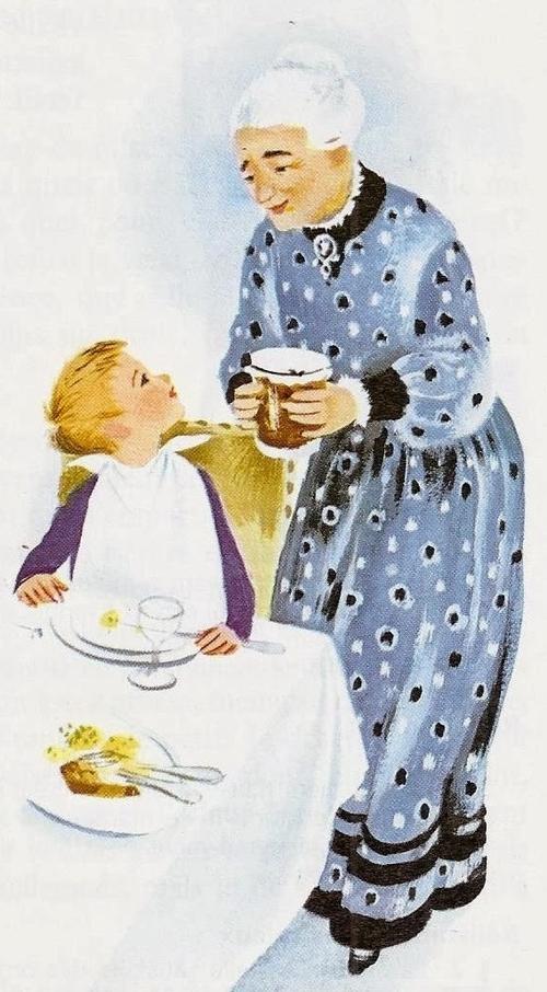 Déjeuner chez grand-mère (André Gide)