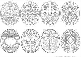 Autour de Pâques