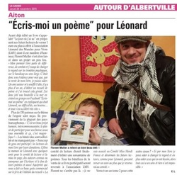Un nouvel article !!!