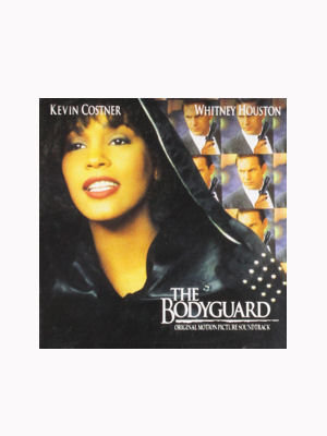 la bande originale de bodyguard avec whitney houston (1992)