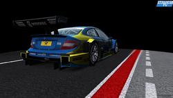 Team Art Grand Prix Gary Paffett Mercedes - AMG C-Coupe