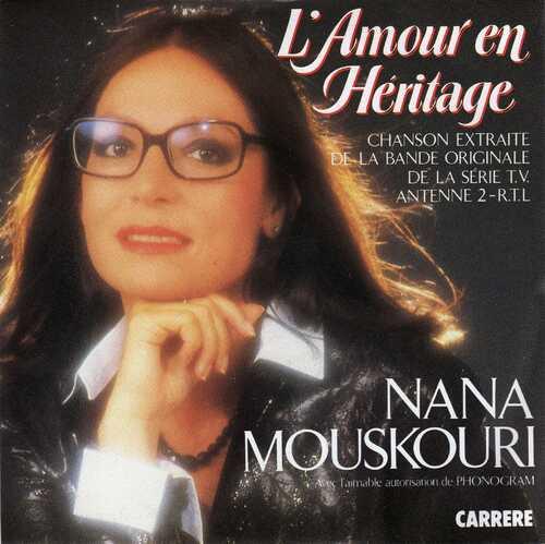Nana Mouskouri - L'Amour En Heritage (1984) + BONUS