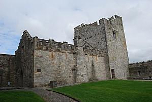 Cahir - visite du Chateau - Irlande - mai 2011 004