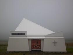 Les églises d'Islande (les fjords de l'Ouest)