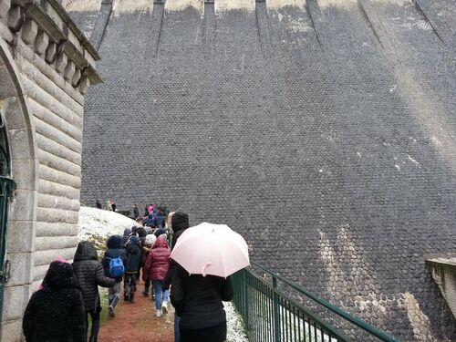 Sortie aux barrages de Renaison