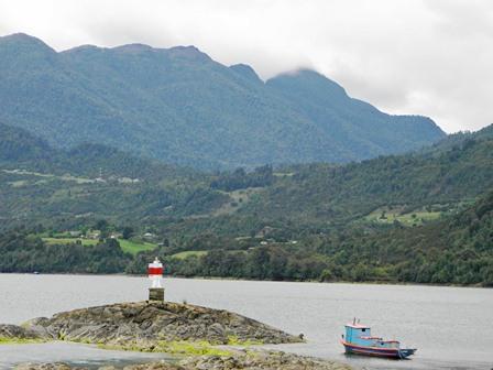 Puerto Varas - la région des lacs