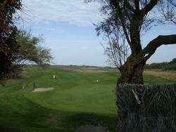Le golf de Chiberta