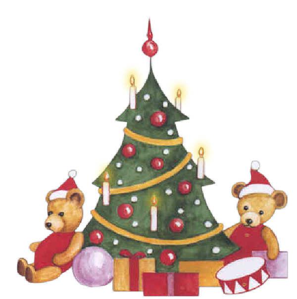 5 Images de Noël