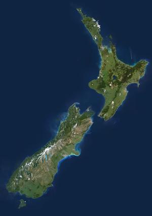 The Te Araroa - The long pathway