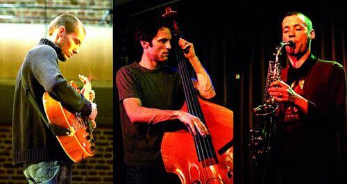 Tan Trio et Aboine Gueuning
