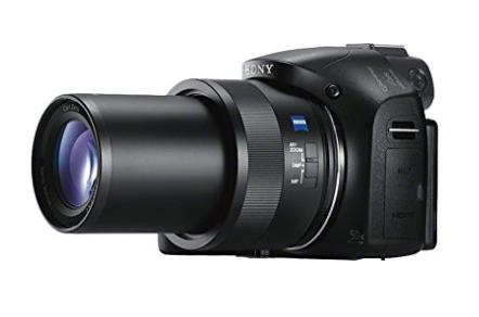 Sony DSC-HX400V Appareil Photo Numérique Bridge, 20,4 Mpix, Zoom Optique 50x, GPS