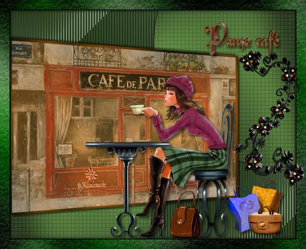 PAUSE CAFE BIEN CAFE !!!