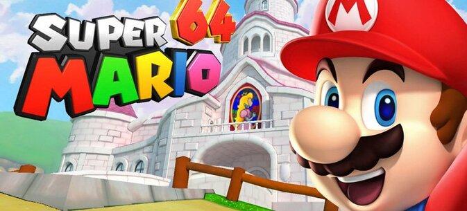 Le fan-made HD de Super Mario 64 réalisé sous Unity proposé en démo jouable