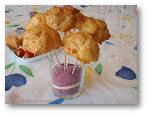 Gougeres With Espelette Recipes — Dishmaps