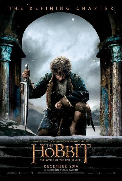 "Le Hobbit 3 ""The Battle of Five Armies"""