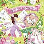 Chronique Cartes à aquareller illustrées par Sopie Rohrbach