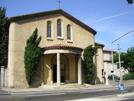 Marseille : Sainte Rita (les trois lucs)