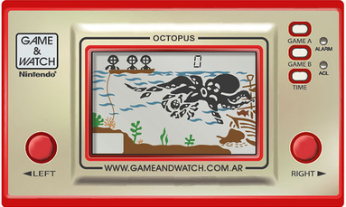 Game and Watch 10/10
