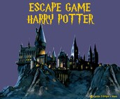 Escape game Harry Potter cycle 2 cycle 3 CE2 CM
