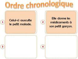 Ordre chronologique