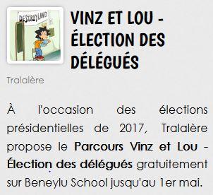 Vinz et Lou élections