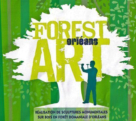 Forest'Art Orléans 2011