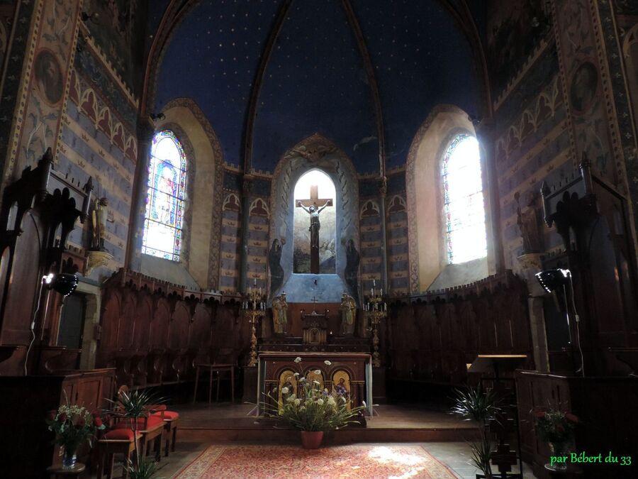 l'église Saint Ferreol de Murol  - 63