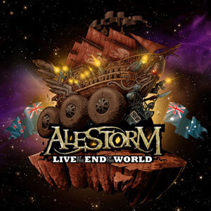 Alestorm - Live at the end of the world (2013)