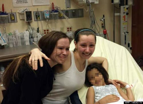 photo : L'homme qui a trouvé les 3 fille kidnappées il y a 10 ans à Cleveland (USA)