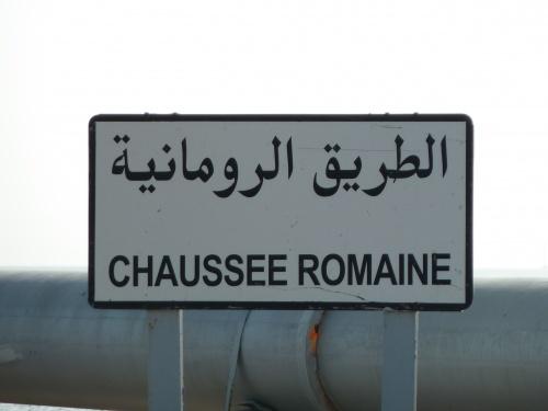 Chaussée Romaine
