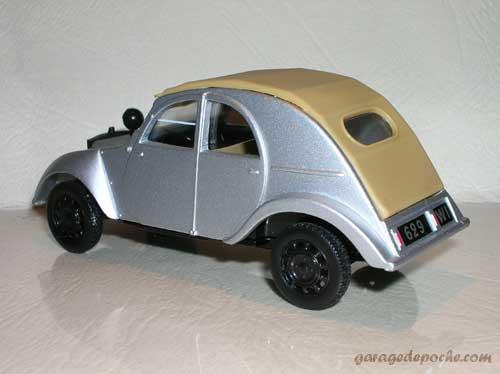 Citroën 2cv prototype Terrasson 1939
