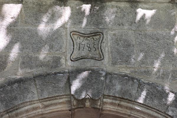 chapelle Saint Jean de Fusils à Saint Michel l'Observatoire