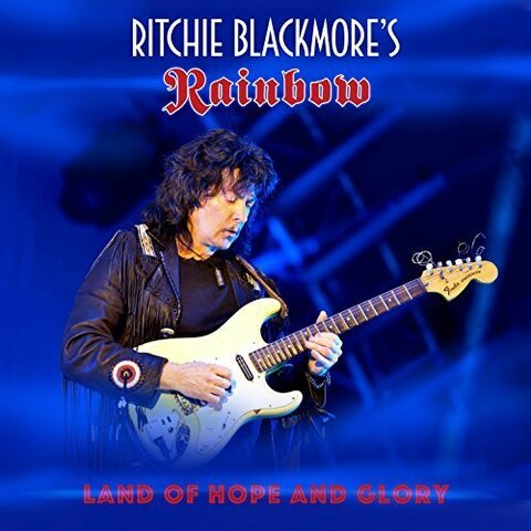 "RITCHIE BLACKMORE'S RAINBOW - Le nouveau titre ""Land Of Hope And Glory"" dévoilé"